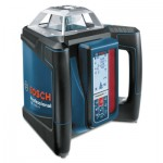 Bosch Power Tools GRL500HCK Self-Leveling Rotary Laser Complete Kits