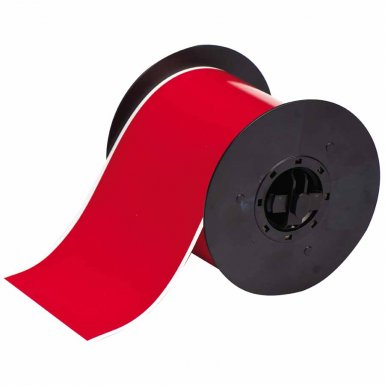 Brady B30C-4000-595-RD BBP31 Indoor/Outdoor Vinyl Tapes