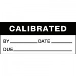 Brady WO-41 Calibration Labels