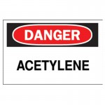 Brady 22292 Chemical & Hazardous Material Signs