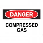 Brady 22321 Chemical & Hazardous Material Signs