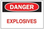 Brady 75639 Chemical & Hazardous Material Signs