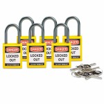 Brady 118930 Compact Safety Locks
