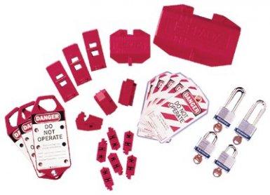 Brady 65777 Electrical Lockout Starter Kits