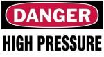 Brady 60309 Gas Cylinder Lockout Labels
