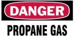 Brady 60310 Gas Cylinder Lockout Labels