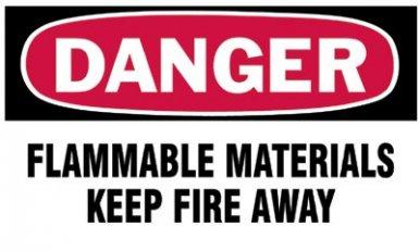 Brady 60312 Gas Cylinder Lockout Labels