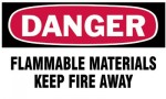 Brady 60312 Gas Cylinder Lockout Labels