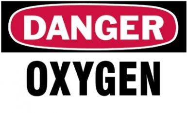 Brady 60313 Gas Cylinder Lockout Labels