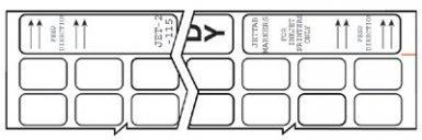 Brady 15140 Inkjet Printable Labels