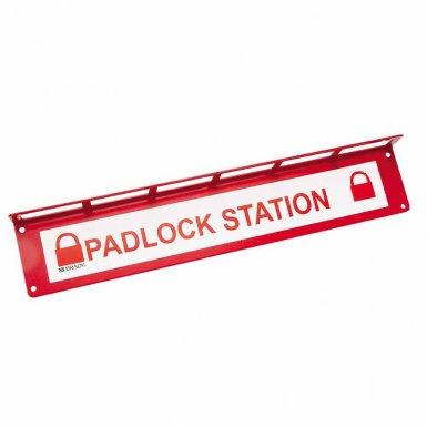 Brady LR360E Large Padlock Stations
