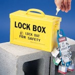 Brady 45190 Lock Boxes