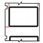 Brady 32678 LS2000 Printer Labels
