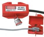 Brady 65674 Plug Lockouts