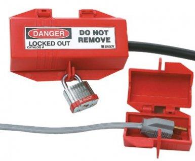 Brady 65675 Plug Lockouts
