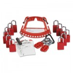 Brady 148867 Safety Lock and Tag Carriers