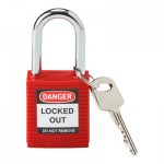 Brady 99552 Safety Padlocks