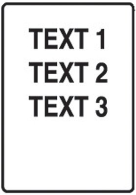 Brady PTL-42-439 TLS 2200/TLS PC Link Labels