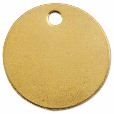C.H. Hanson 1078B Brass Tags