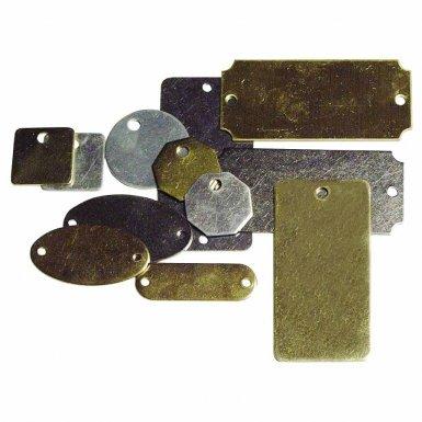 C.H. Hanson 41292 Brass Tags