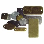 C.H. Hanson 41292 Brass Tags