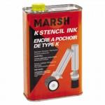 C.H. Hanson 12164 Metal Rolmark Stencil Inks