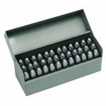 C.H. Hanson 24003 Premier Steel Hand Stamp Sets