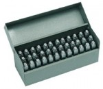 Standard Steel Hand Stamp Sets