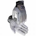 Caiman 2970-XL M.A.G. Gray Deerskin Mechanics Gloves