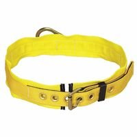 Capital Safety 1000004 DBI-SALA Tongue Buckle Belt with Back D-ring