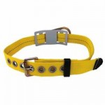 Capital Safety 1000161 DBI-SALA Tongue Buckle Body Belt with Floating D-ring
