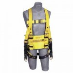Capital Safety 1000552 DBI-SALA Derrick Belt with Pass Thru Buckle Connection to Harness and Tongue Buckle Belt