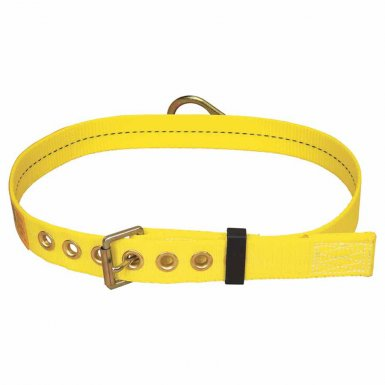 Capital Safety 1000616 DBI-SALA Tongue Buckle Body Belt with Back D-ring and No Pad