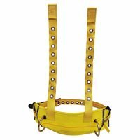 Capital Safety 1003222 DBI-SALA Derrick Belt with Work Positioning Rings