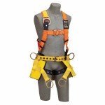 Capital Safety 1108100 DBI-SALA Delta Bosun Chair Harness with Soft Seat Sling