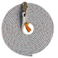 Capital Safety 1202794 DBI-SALA Rope Lifeline with Snap Hooks