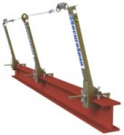 Capital Safety 7400420 DBI-SALA SecuraSpan I-Beam Horizontal Lifeline Systems