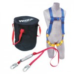 Capital Safety 2199808 DBI-SALA Protecta Compliance-In-A-Can Roofer's Fall Protection Kit