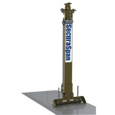 Capital Safety 7400215 DBI-SALA SecuraSpan Rebar/Shear Stud HLL Stanchions with Bases