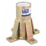 Capital Safety 8516190 DBI-SALA Advanced Floor Mount Sleeve Davit Bases