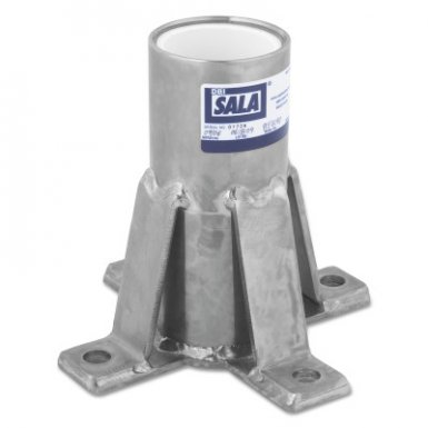 Capital Safety 8518347 DBI-SALA Advanced Floor Mount Sleeve Davit Bases