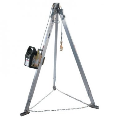 Capital Safety 8300035 DBI-SALA Advanced Aluminum Tripods with Salalift II Winch
