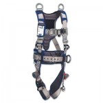 Capital Safety 1112547 DBI-SALA ExoFit STRATA Construction Style Positioning/Climbing and Retrieval Harnesses