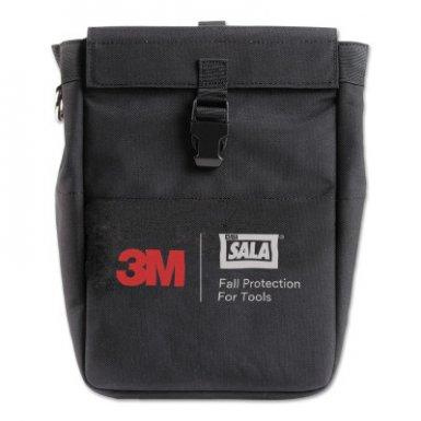 Capital Safety 1500129 DBI-SALA Extra Deep Tool Pouch with D-rings and Triggers