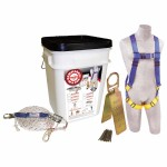 Capital Safety 2199803 Protecta Compliance in a Can Roofers Kits