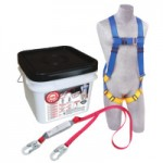 Capital Safety 2199802 Protecta Compliance in a Can Light Roofer's Fall Protection Kit