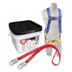 Capital Safety 2199809 Protecta Compliance in a Can Light Roofer's Fall Protection Kits