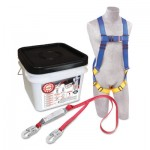 Capital Safety 2199810 Protecta Compliance in a Can Light Roofer's Fall Protection Kits