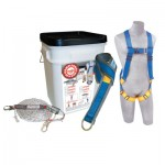 Capital Safety 2199815 Protecta Compliance in a Can Roofer's Fall Protection Kits