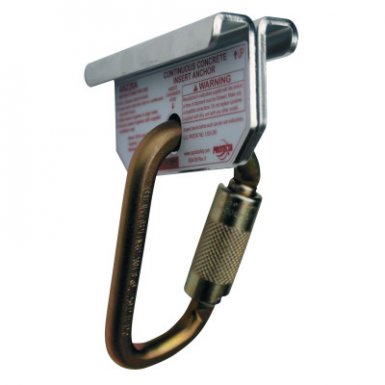 Capital Safety AN220A Protecta PRO Concrete Continuous Insert Anchors
